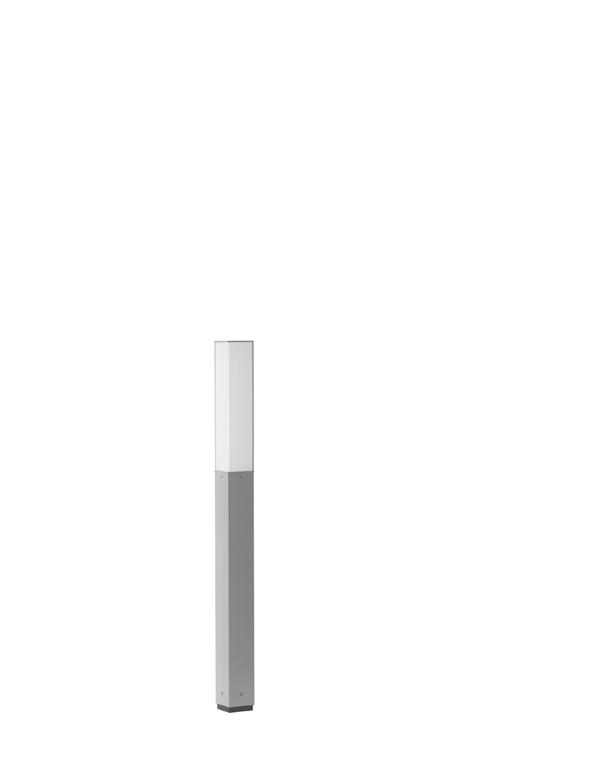 Nawa 80 Beacon Outdoor 80cm 2G11 36w Silver