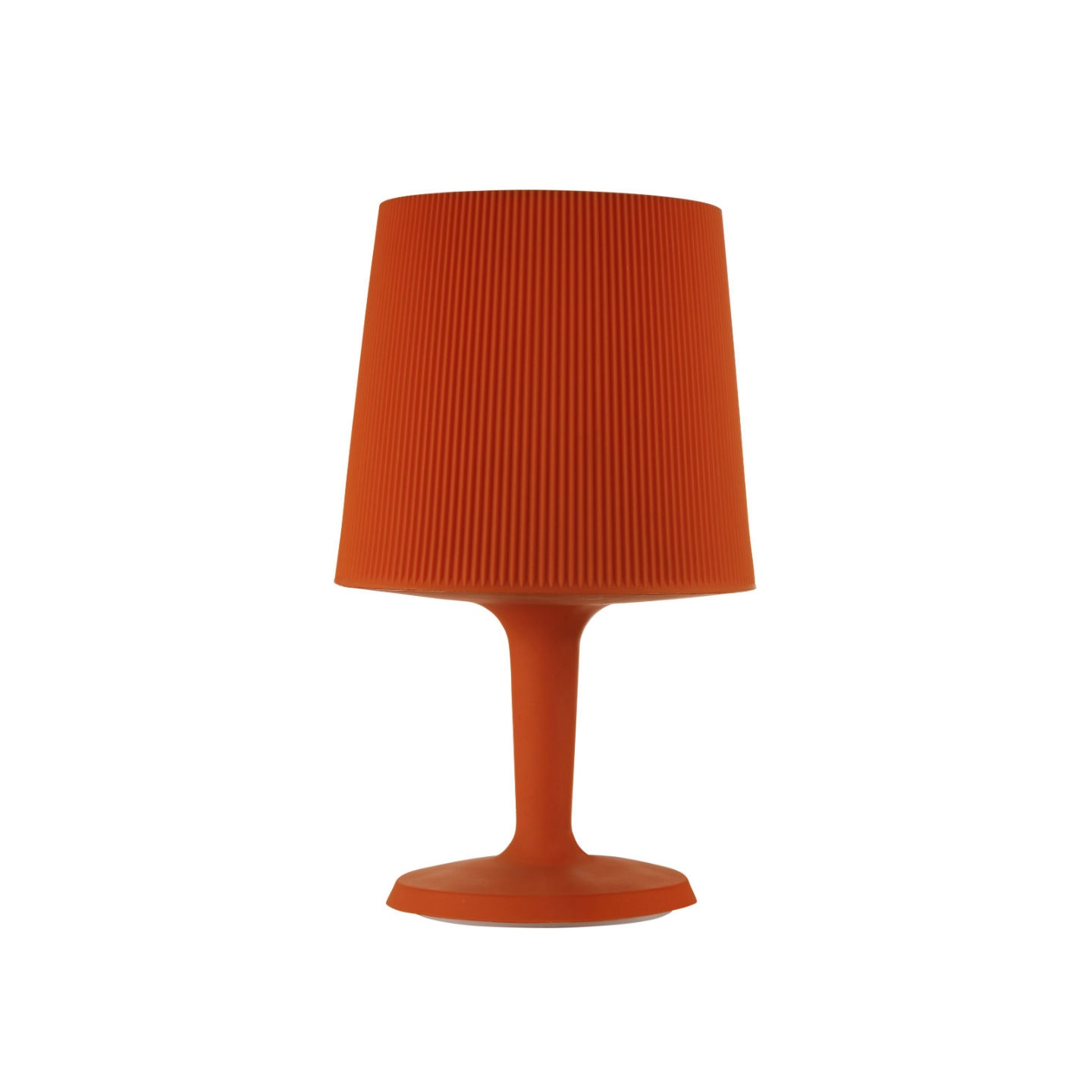Inout Table Lamp Small of indoor Red