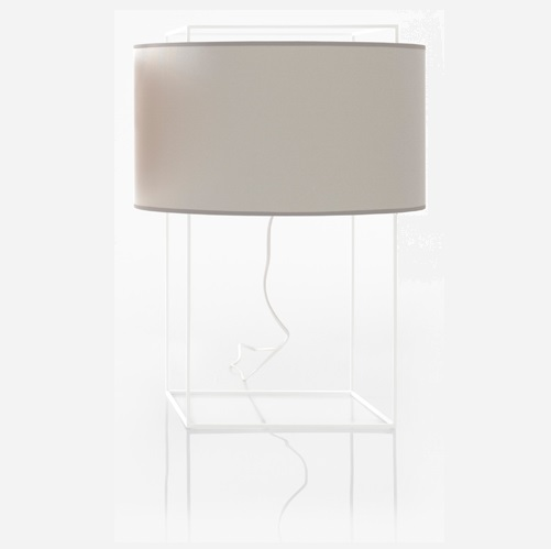 Lewit lampshade (Accessory) lampshade for Table Lamp/lamp of Floor Lamp Grey