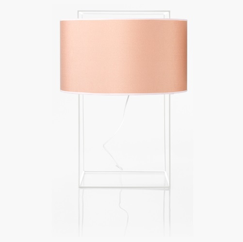 Lewit lampshade M47 (Accessory) lampshade for Table Lamp coral