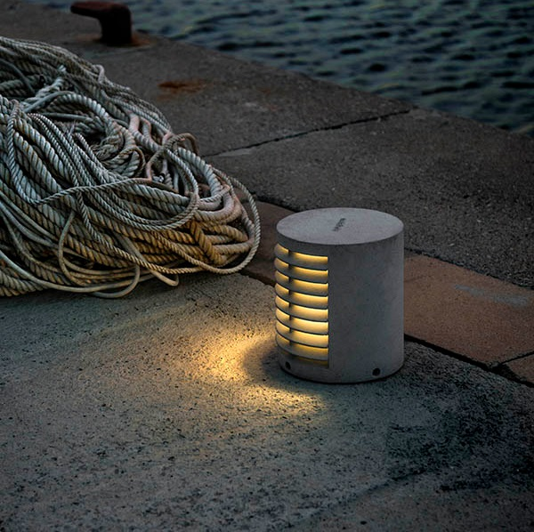 Oliver Me Beacon Outdoor stone técnica LED