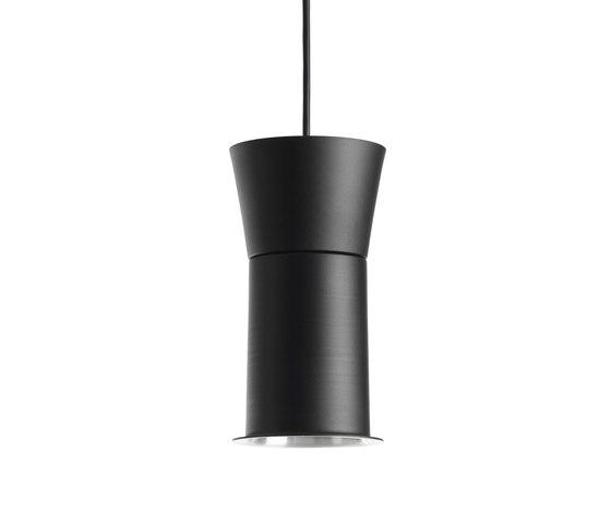 Sentry (Accesorio) Difusor E3 ø13,5x16,5cm para lámpara colgante Rojo puro