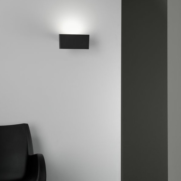 Tequila Gr Wall Lamp LED 3000K Graphite grey