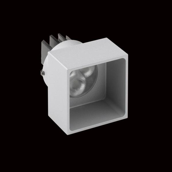 ELEMENT Recessed Piccolo LED Aluminium