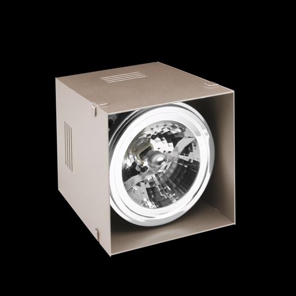 ELEMENT Recessed 12V/LED 1L Aluminium