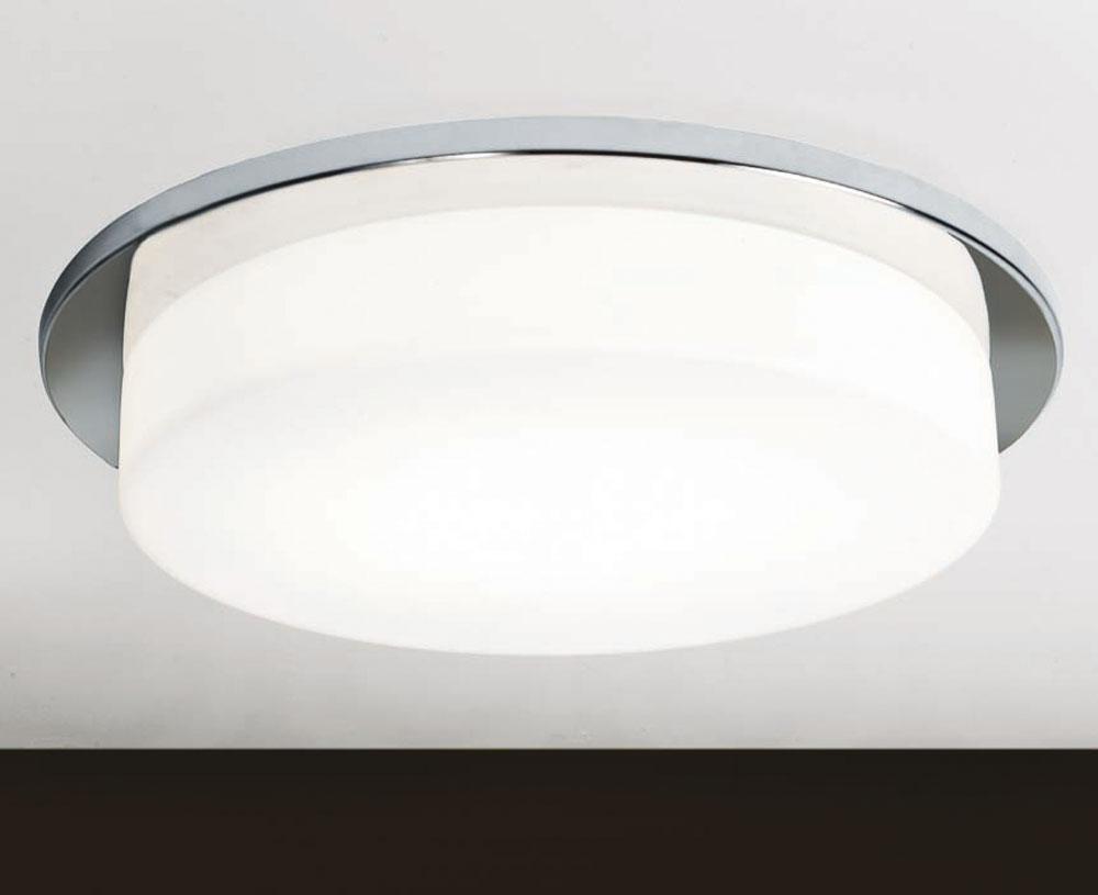 Rondo ceiling lamp ø10,8cm G9 1x28w Aluminium Anodized