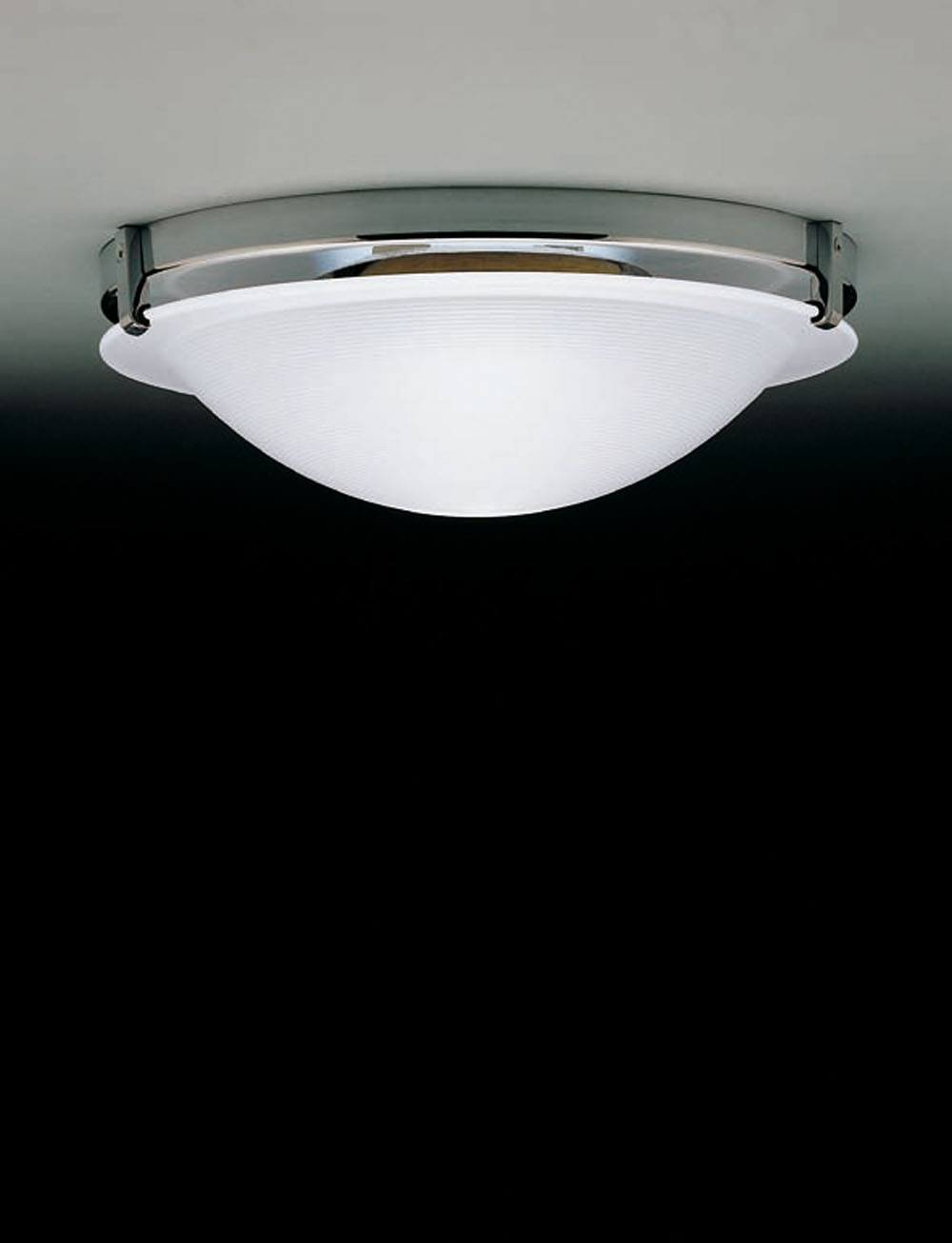 ceiling lamp TRIA Small chromed
