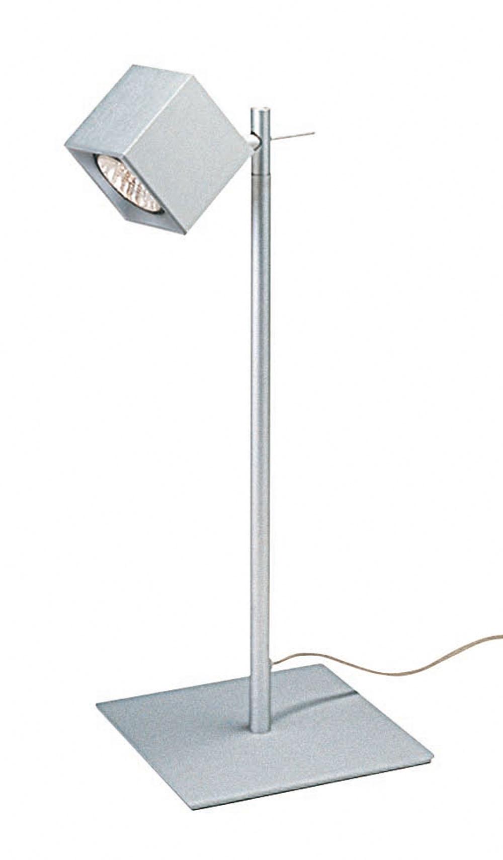 Table Lamp Aluminium Anodized