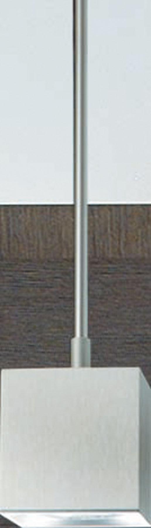 Dau Spot Pendant Lamp 1 light Aluminium Anodized