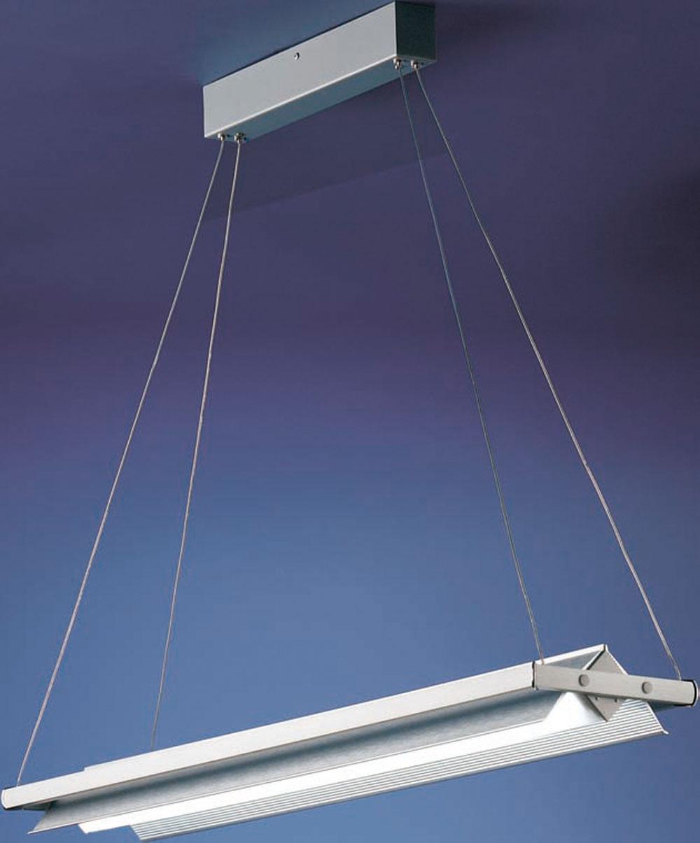 Ra Pendant Lamp Baño nikel