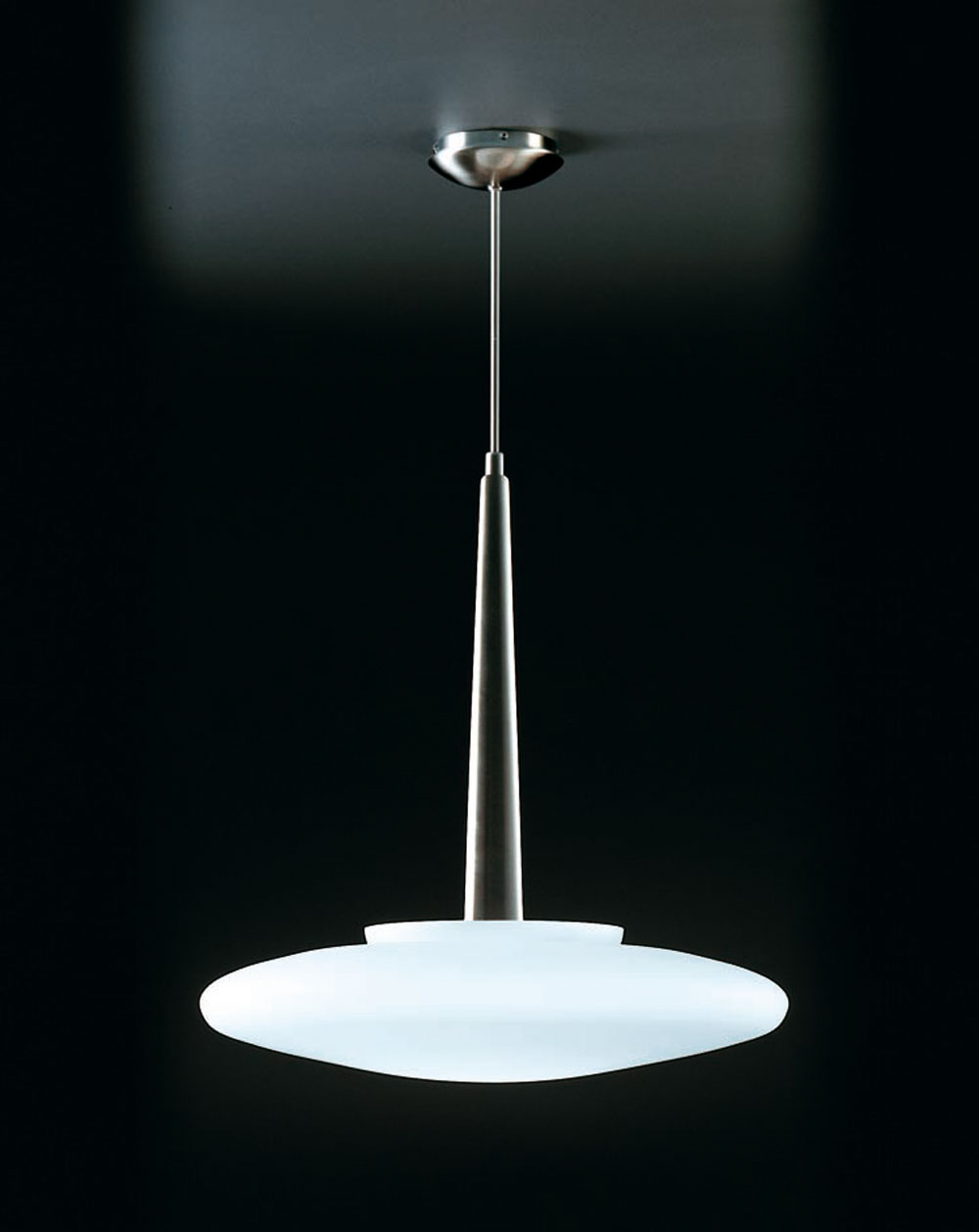 Dione Pendant Lamp ø50cm R7s 1x230w Nickel Satin