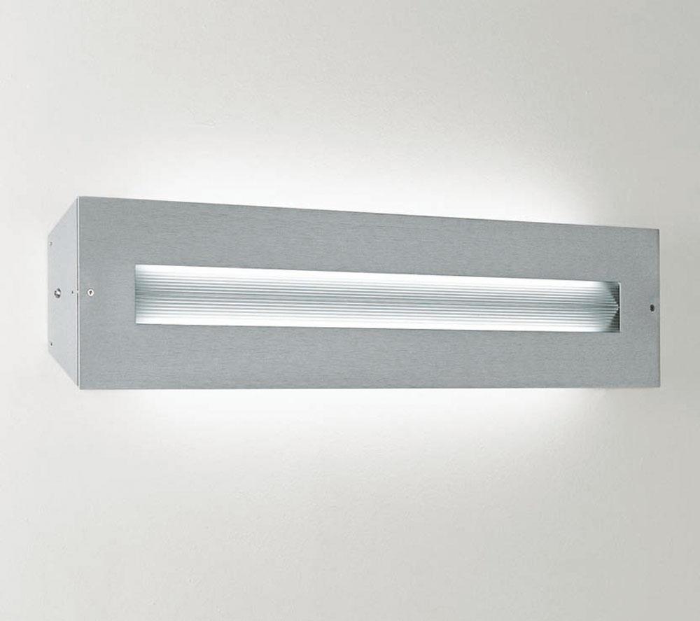 Finestra Aplique Fluorescente 2xG5 54w 122cm Aluminio