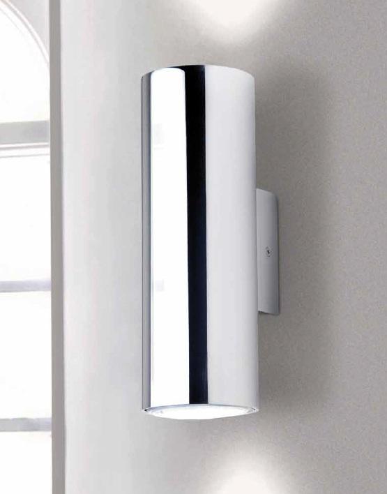 Kronn Wall Lamp 2 lights 20cm 2xGU10 75w white