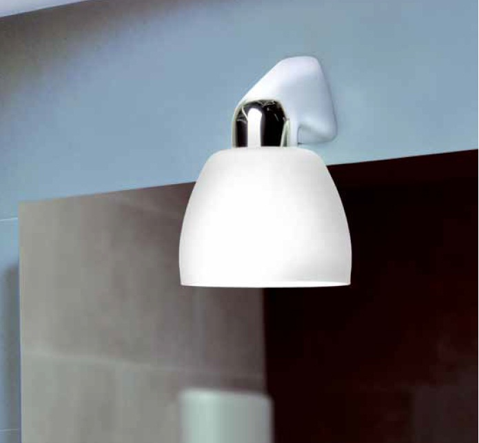 Elea Wall Lamp E27 1x42w without lampshade Chrome