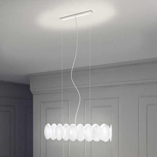 Obolo 6494 Pendant Lamp white LED 36x1.1w