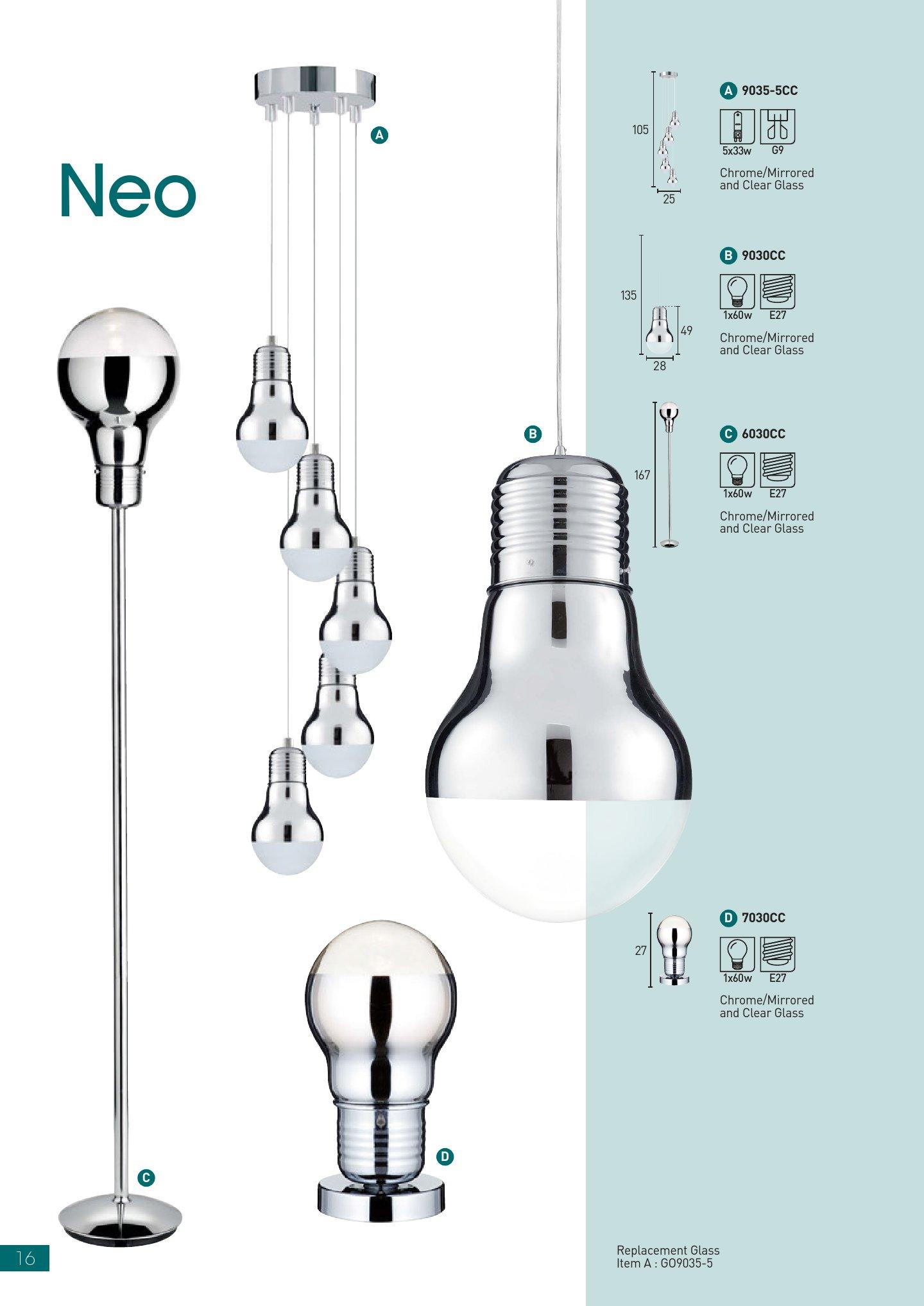 Neo 9030CC Cromo