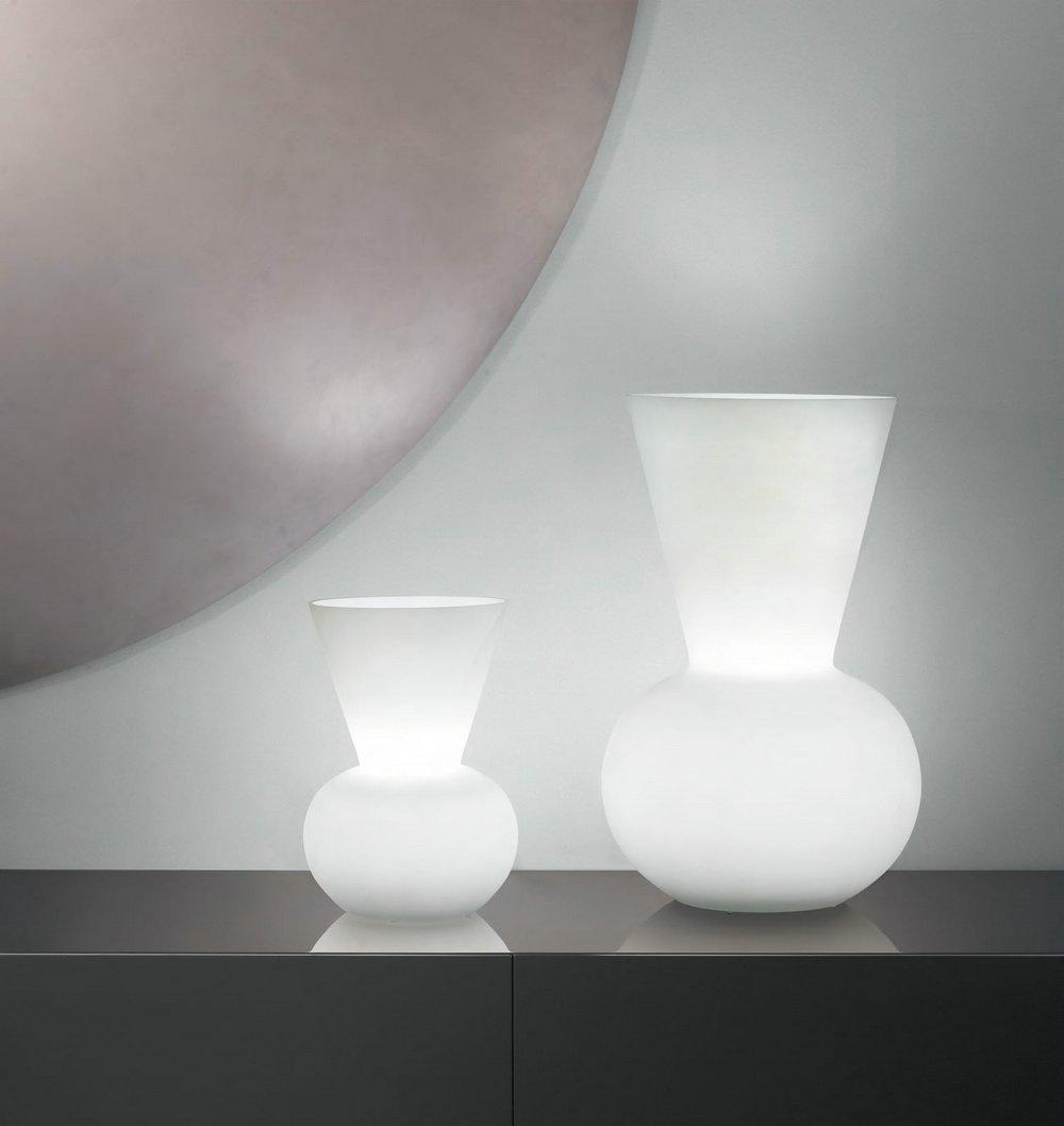 Bianca 10 Table Lamp opal white matt