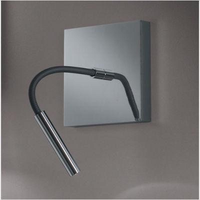 Luccas AP10 Wall Lamp 3W Chrome