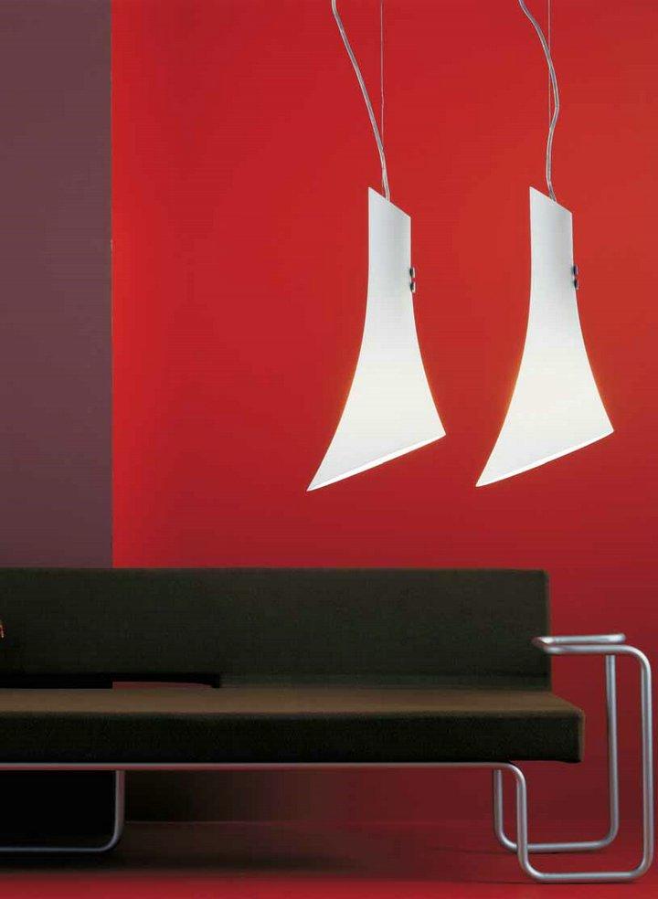 Contessina 3 Pendant Lamp to cavo allum.white