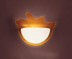 Elvis Wall Lamp Glass