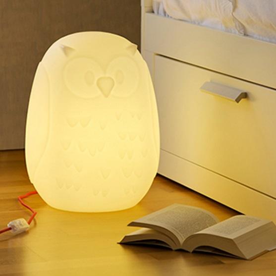 Gufo 40 Decoración iluminada indoor light cálida