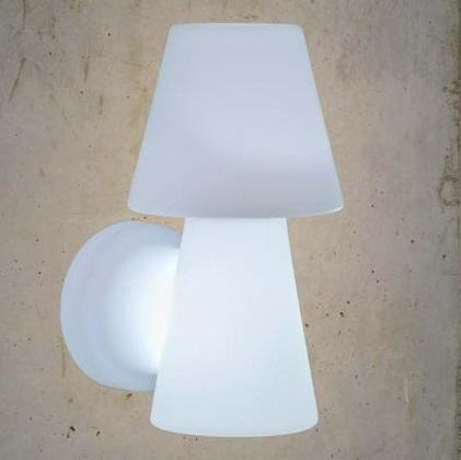 Lola 35 Wall Lamp Outdoor (bomb. no incl.) 20x35cm