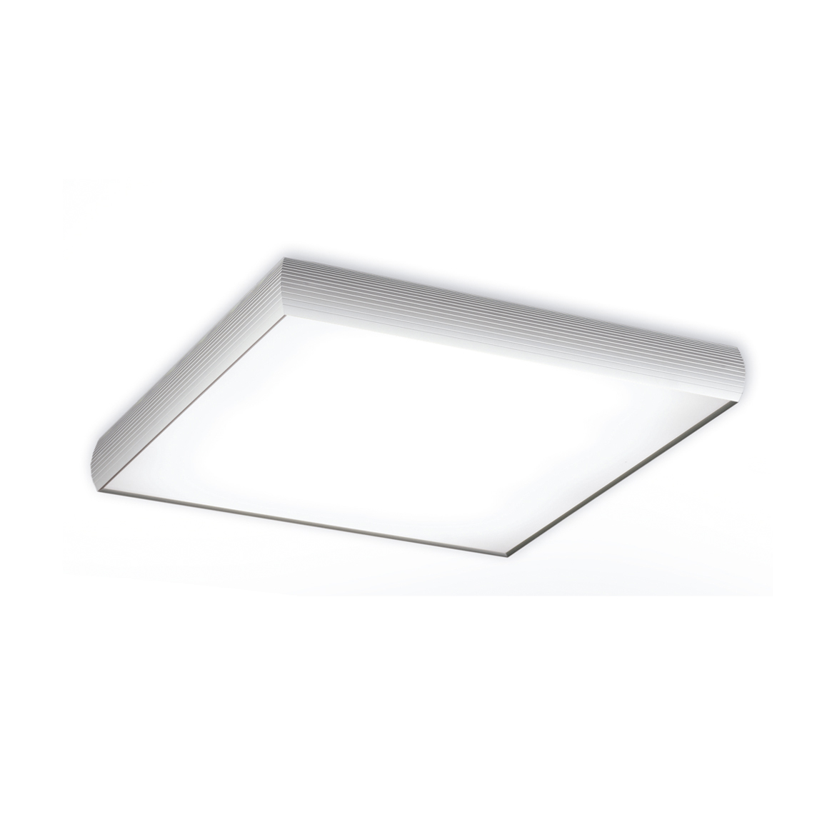 Aluminium ceiling lamp ELECTRON.4xE27 20w