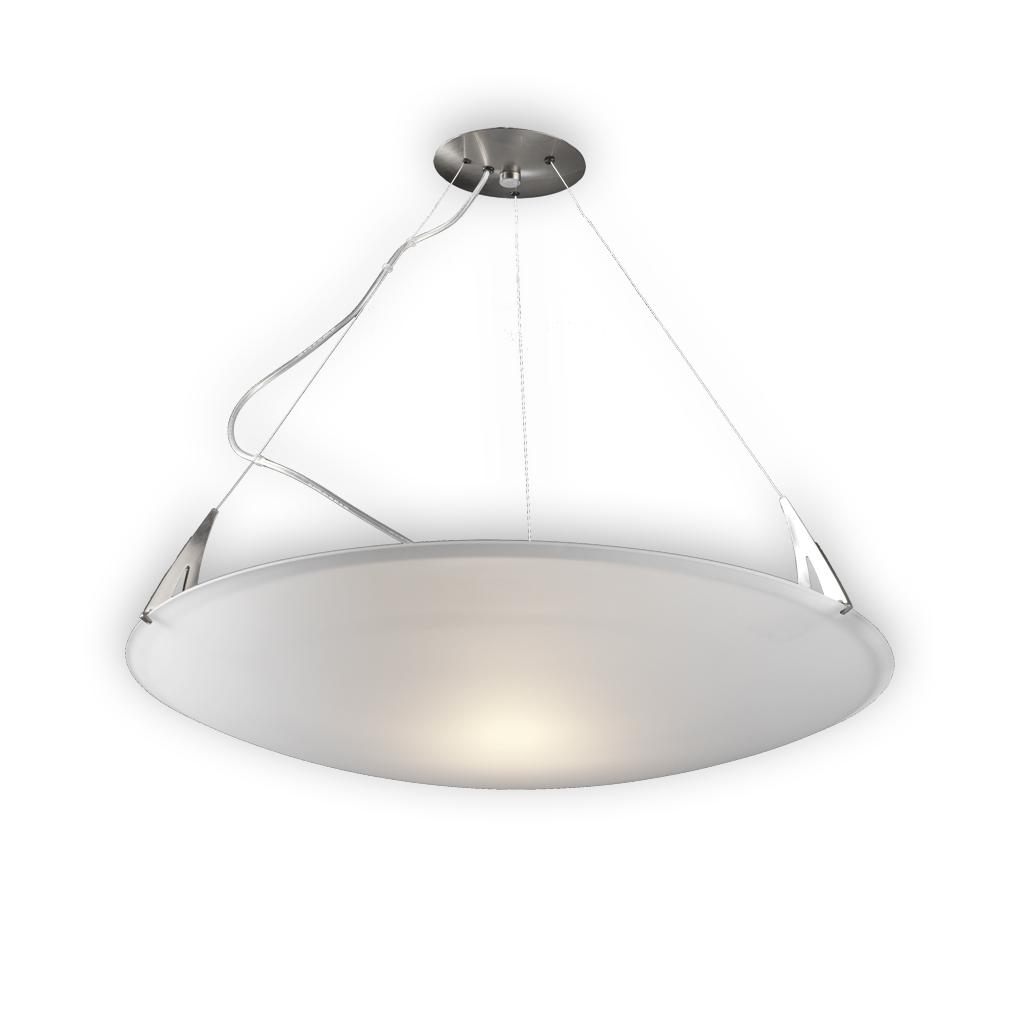 Arco Pendant Lamp EXTRA H118 1xR7s 160w Chrome Satin