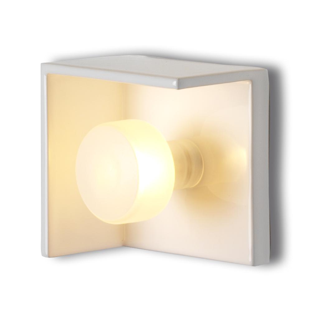 Bis Wall Lamp CERAMICA 1xG9 28w white