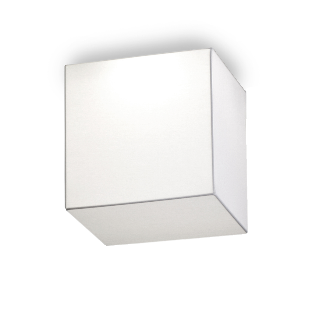 Block ceiling lamp 30X30 2xE27 15w 20010