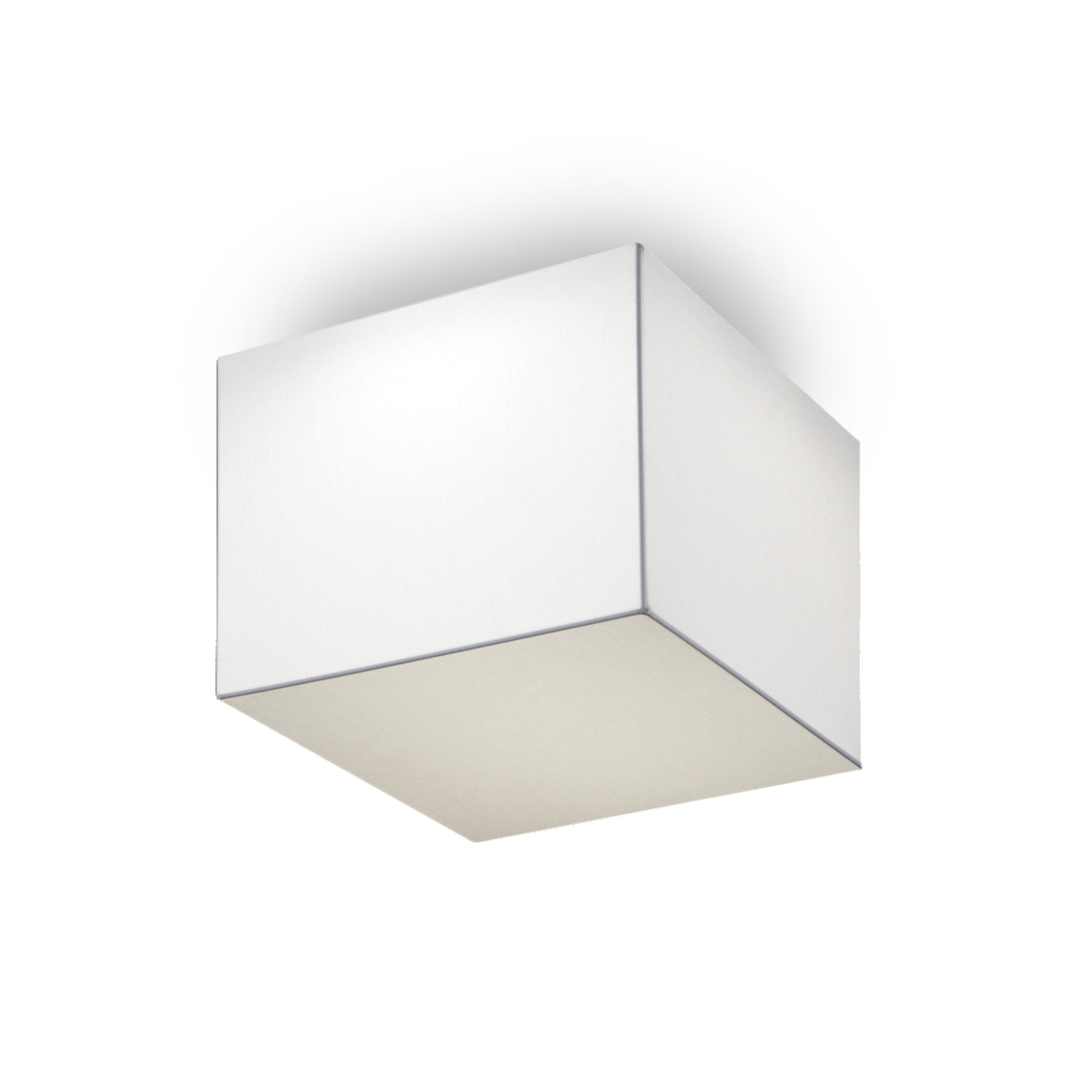 Block ceiling lamp 50X50 4xE27 15w 20010