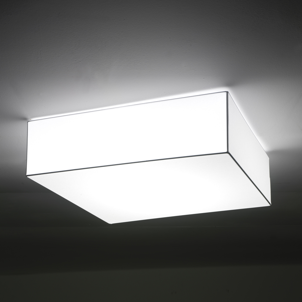 Block ceiling lamp 60x60 4xE27 15w 20010