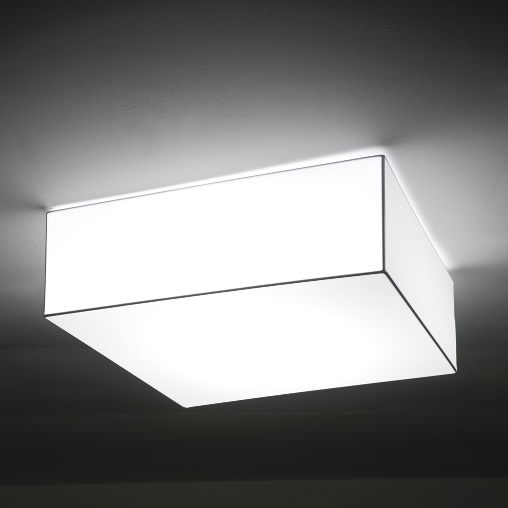 Block ceiling lamp 80x80 4xE27 20w 20010