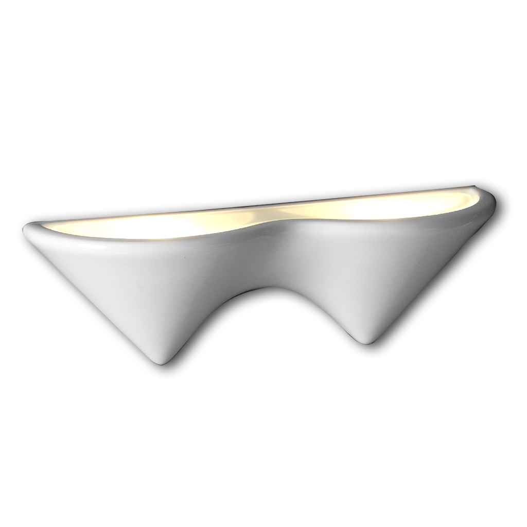Duna Wall Lamp 2xG9 28w white