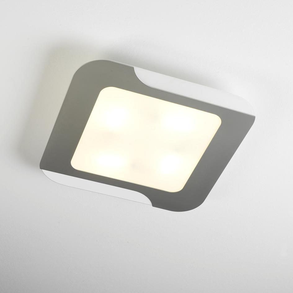 Mix ceiling lamp CRO.SA.PI.EXTRA.2E27 B.C