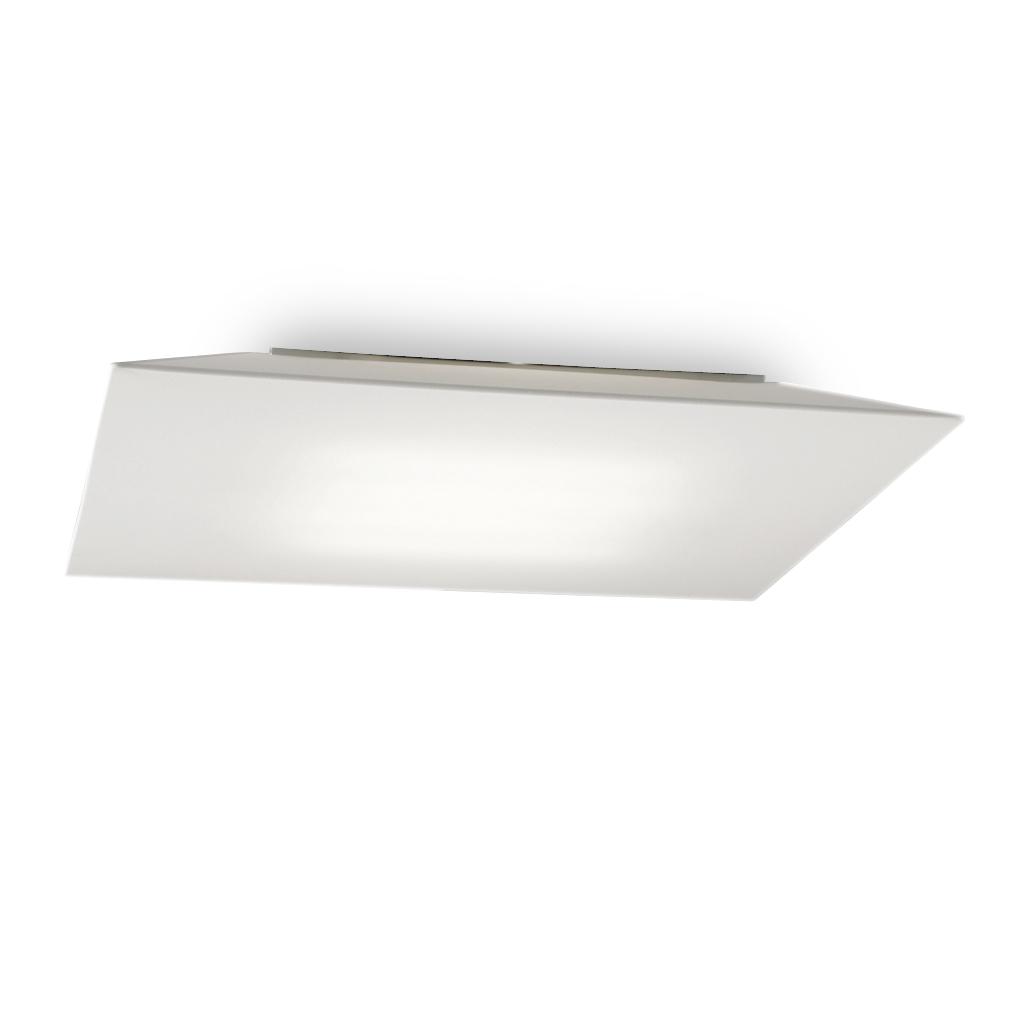 Plane ceiling lamp 80X80 ELECTR 3x2G11 36w