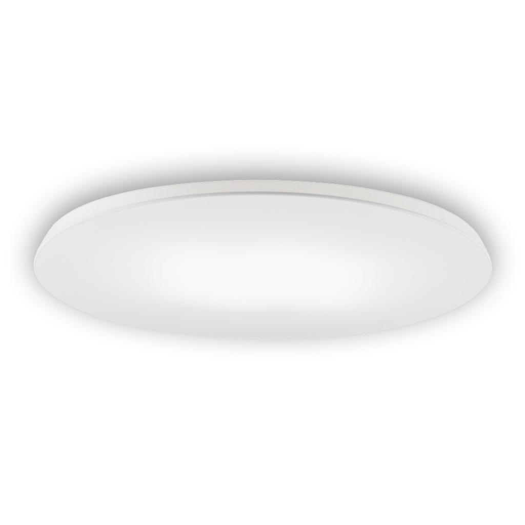 Plane ceiling lamp 80 ELECTRON 4x2G11 18w