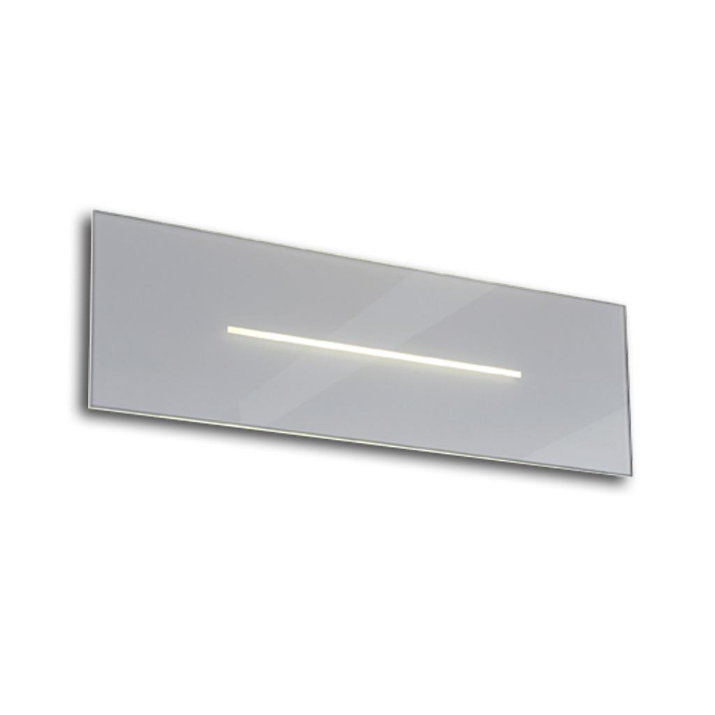 Summer Wall Lamp ELECTR 1x2G11 24w Silver