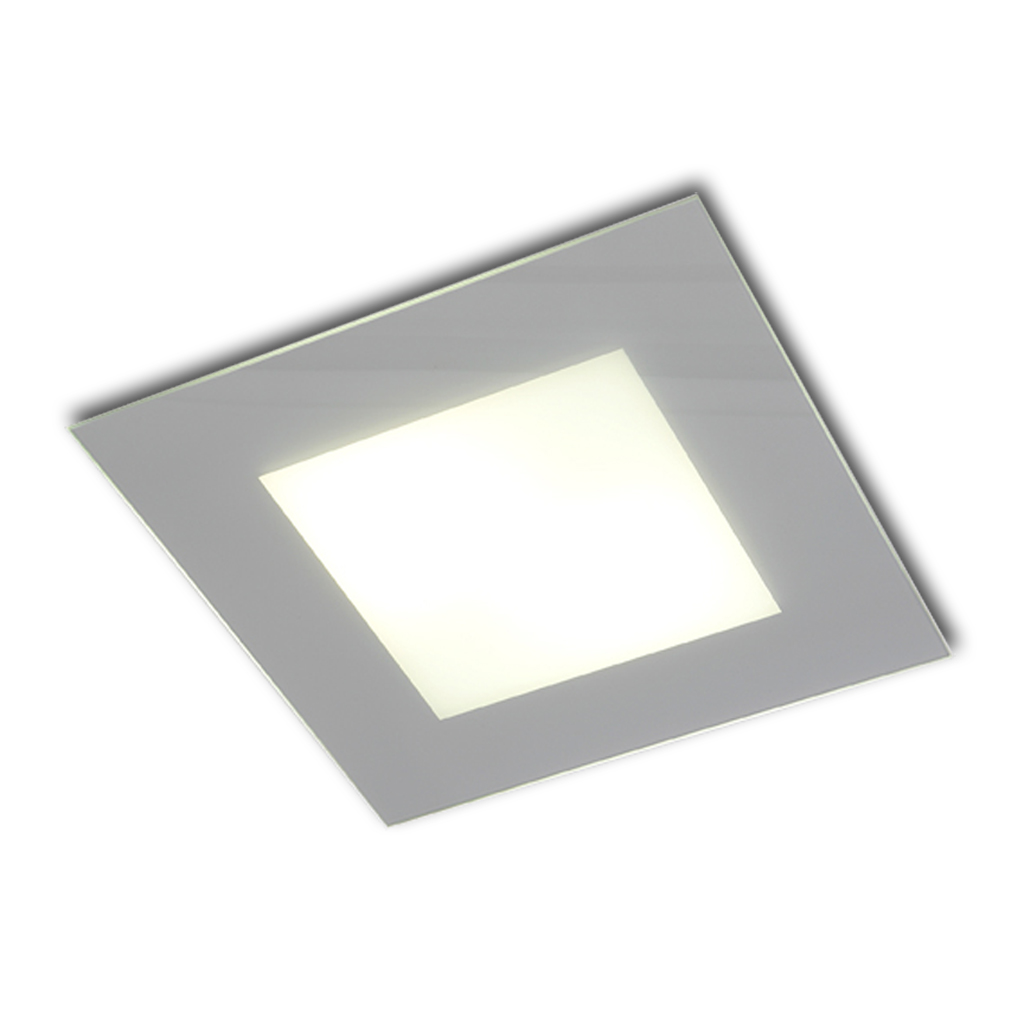 Summer ceiling lamp 4xE27 23w Silver