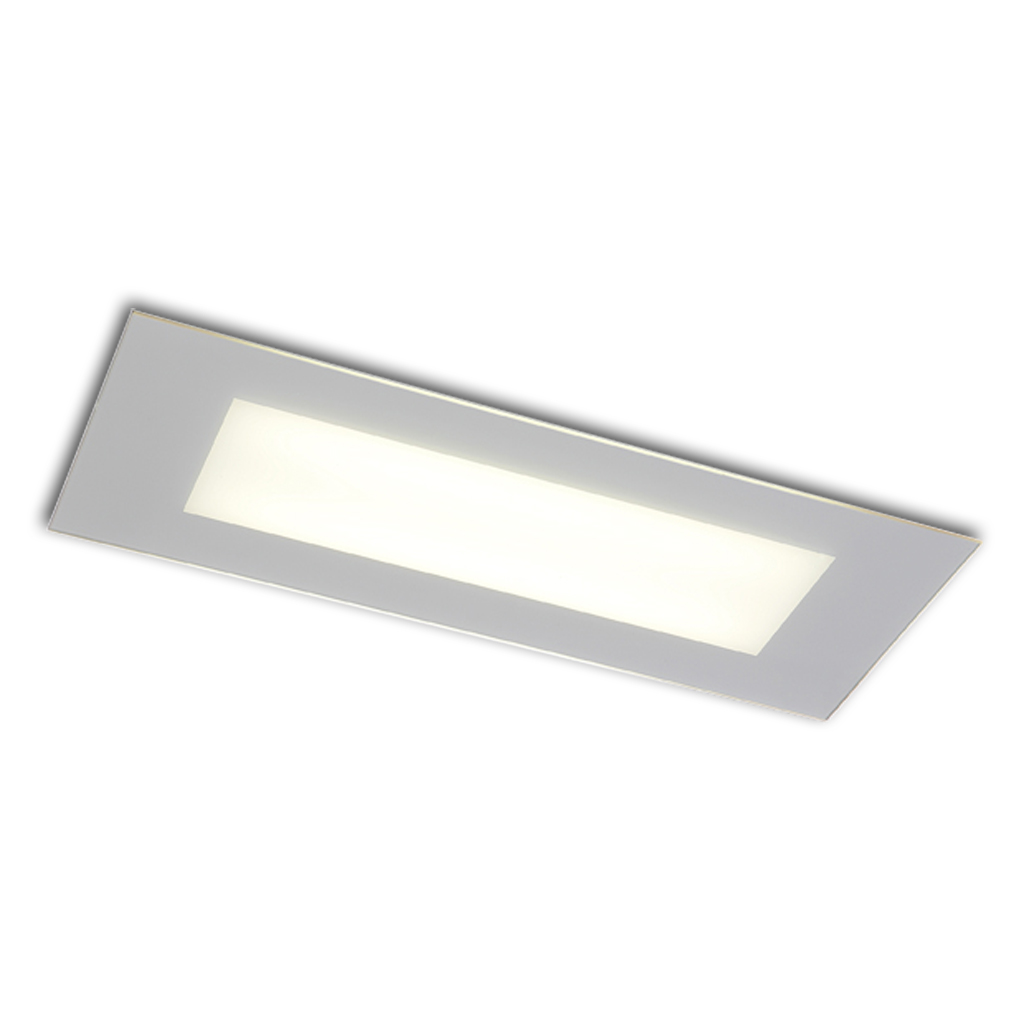 Summer ceiling lamp ELECTRO 2x2G11 55w Silver