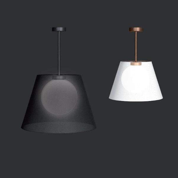 Irene lamp Pendant Lamp pintado white 35cm