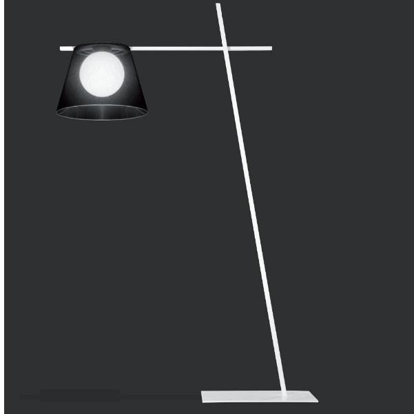Irene Lamp Floor Lamp Pintado white
