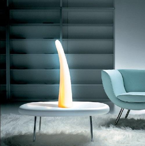 Martina Table Lamp traslucido 55cm