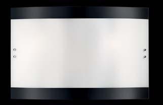VELA medium 3xE27max20W v.blanc trasp