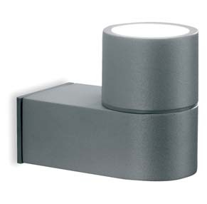 Anna Aplique GU10 35W Aluminio IP54