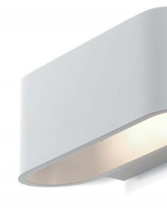 BOSSA Aplique R7S 78mm 100W blanco
