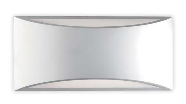 IDRA Wall Lamp Gesso 2xG9 25W 230V