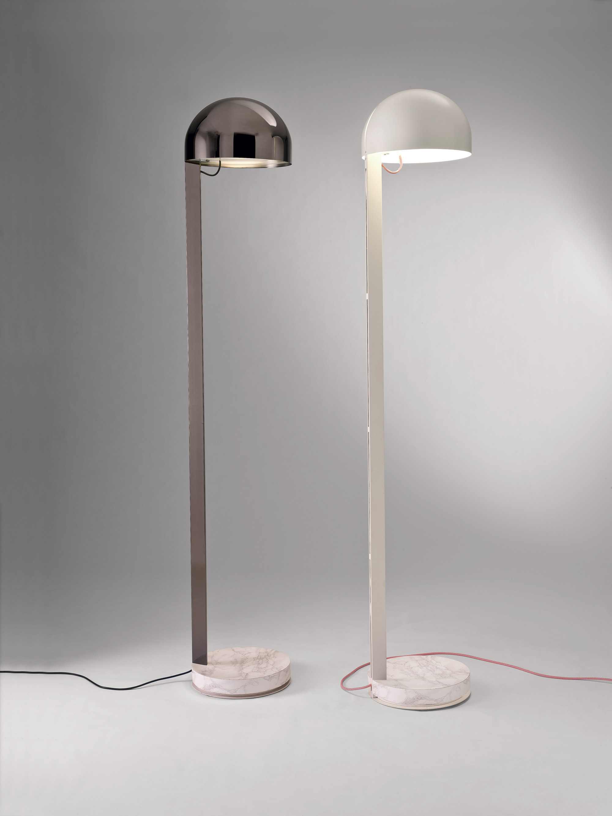 Juliette lámpara of Floor Lamp 1xE27 15w