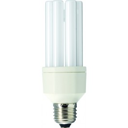 MASTER PL-Electronic Bulb low consumo 20W/827 E27 230V