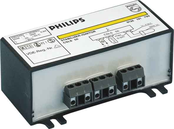 HID Controlador lampes de Sodium blanc 50